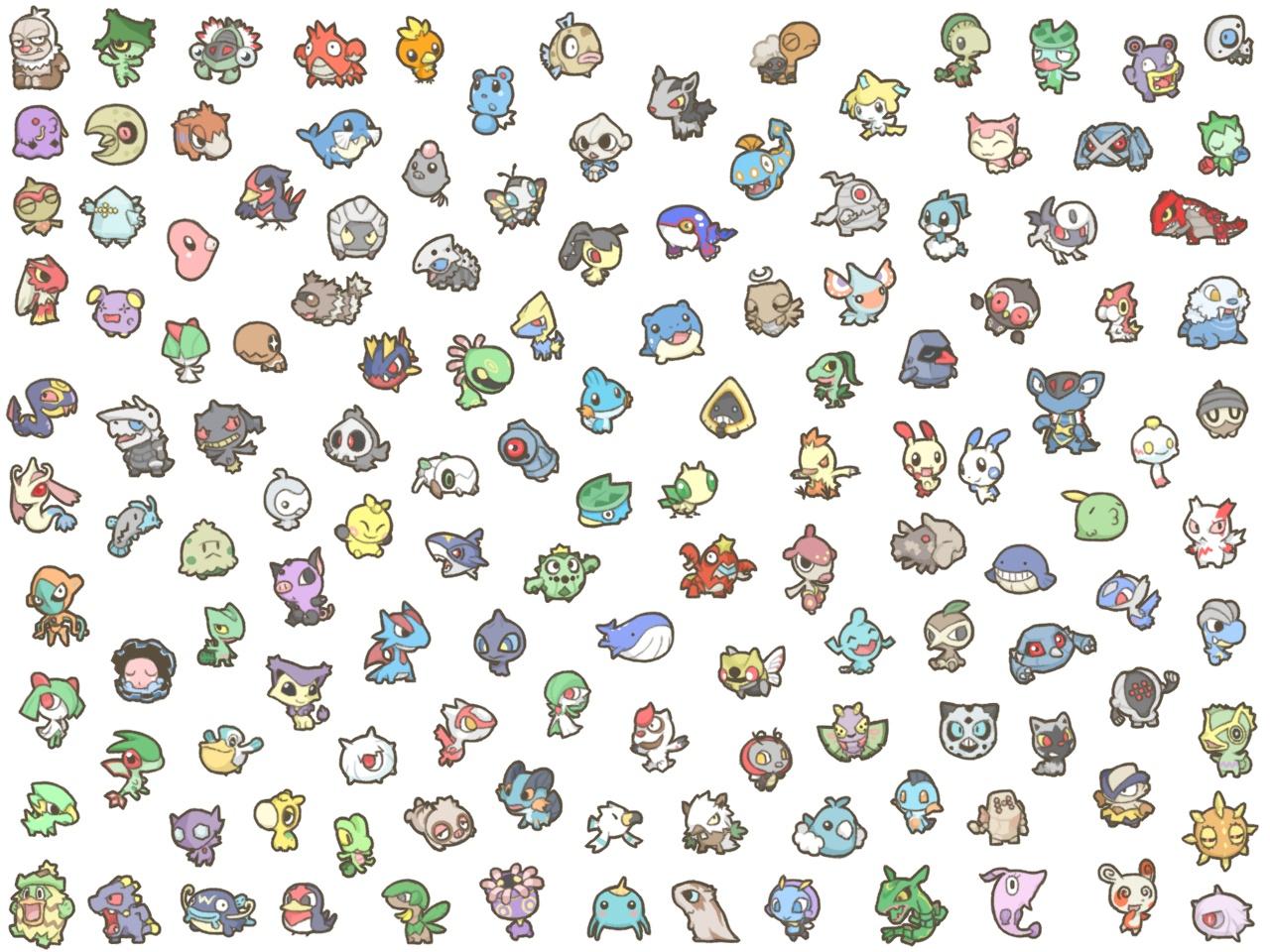 WP images: Pokemon shiny